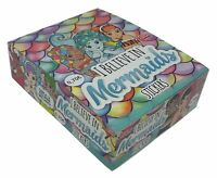 I Believe in Mermaids Topps Box 30 Packs Stickers