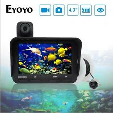 "4.3"" VU Micro AV II LED Underwater Camera System MICRO II Ice Fishing Boat TV"