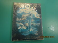 SELOC YAMAHA OUTBOARD TUNE UP AND REPAIR MANUAL 1984-1987