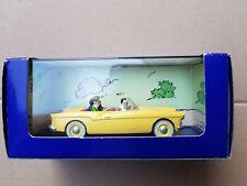 Atlas Editions N° 16 Tin Tin Borduran Car Mint in Exc Box