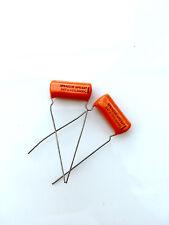 1- Sprague Orange Drop capacitor .047uf 600 volt  6PS-S47 NOS