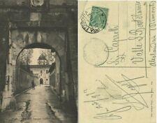 GG802-PISA,CASA OVE NACQUE GALILEO GALILEI, ED. LAZZERINI, PER S.BARTOLOMEO,1913