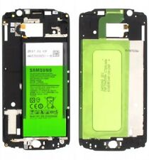 GENUINE SAMSUNG GALAXY S6 G920F FRONT COVER FRAME & BATTERY GH82-13122A 60:21