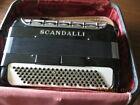 Scandalli Custom Built Accordion And Original Hard Case
