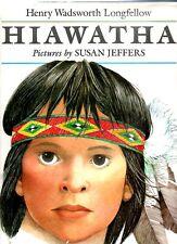 Hiawatha Book Henry Wadsworth Longfellow