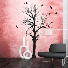 01231 Wall Stickers Sticker Adesivi Murali Decorativi Albero di montagna 90x150