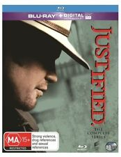 Justified the complete Season Series 1, 2, 3, 4, 5 & 6 blu ray box set 1 - 6 RB