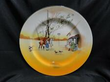 "Royal Doulton Hunting, Giving Tankards: Dinner Plate, 10.25"", Scene 4a, As Is"