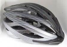 Fahrradhelm Uvex FP3 cc, blck-dark-silver mat Größe 57-61, neu + OVP!