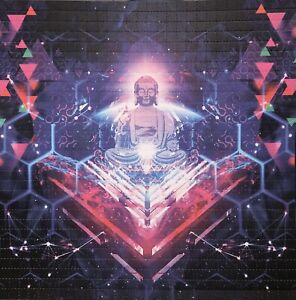 Cosmic Buddha - Blotter Art (New Release)