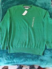 Tommy hilfiger green sweater. XL. Retail $64.50