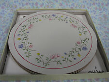 Floral & Nature Round Placemats
