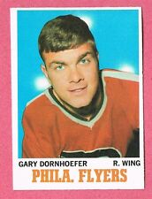 1970-71 70-71 O-PEE-CHEE OPC #85 Gary Dornhoefer SET BREAK