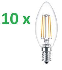 Philips Classic Led vela en molde de E14 4w aspecto incandescente tipo 58729400