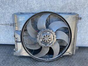 ✔MERCEDES W212 E350 E550 E250 RADIATOR COOLING FAN MOTOR OEM