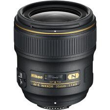 Nikon AF-S NIKKOR 35mm f/1.4G Lens 2198 - AUTHORIZED DEALER