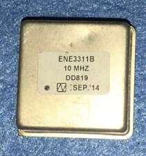 Used Ndk Ene3311badef 10mhz 5v 26x26mm Sc Cut Ocxo Crystal Oscillator