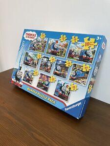 THOMAS & FRIENDS BUMPER JIGSAW PUZZLE PACK - RAVENSBURGER 9 Jigsaws Not 10!