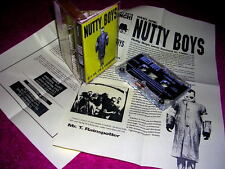 MADNESS / CRUNCH! - IT'S OK, I'M A POLICEMAN - CASSETTE - NUTTY BOYS TWO 2 TONE