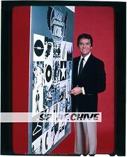 "1970s Original 4x5 Transparency Host DICK CLARK ""AMERICAN BANDSTAND"" BLOOPERS 11"