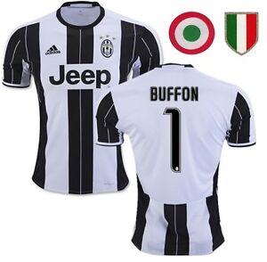 Trikot Adidas Juventus Turin 2016-2017 Home Coppa/Scudetto - Buffon 1 I Juve