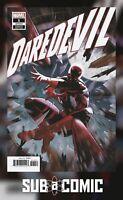 DAREDEVIL #1 JAMAL CAMPBELL 1:50 VARIANT (MARVEL 2019 1st Print) COMIC
