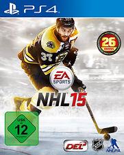 NHL 15 Gebrauchtes PS4-Spiel #2000