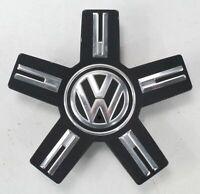 1x VW Touareg III CR Nabendeckel Felgendeckel Nabenkappe Montero Braga 760601149