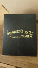 Timex Waterbury Clock Co golf cart in original box