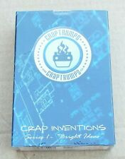 Crap Trumps, Crap Inventions - Series 1. Card Game. New and Sealed.