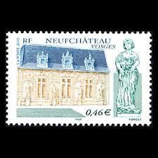 France 2002 - Neufchateau Vosges Architecture - Sc 2887 MNH