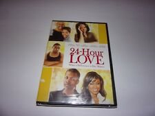 24-Hour Love DVD (2013) Malinda Williams / A Look At Relationships / Brand New