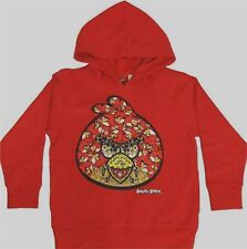 Angry Birds Pullover Hoodie 4-5 XS 6-7 M 10-12 L 14-16 18 New child Sweatshirt