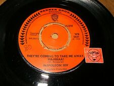 NAPOLEON XIV - THEY'RE COMING TO TAKE ME AWAY HA-HAAAA    / LISTEN - POP PSYCH