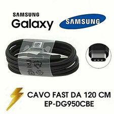 CAVO DATI TYPE-C ORIGINALE SAMSUNG EP-DG950CBE USB GALAXY S8-S9-s10 NOTE 8-A3-A5