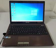 """Notebook Asus A53SC-SX234V I7 2.20 a 3.1GHz 15,6""""/8GB/500GB Windows 10 Home"""