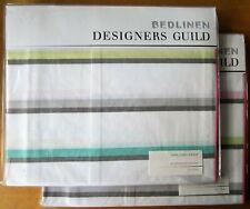 DESIGNERS GUILD Housewife Pillowcase Pair MIRAFIORI PEONY New