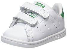 Adidas Stan Smith CF Scarpe sportive Strappi bianche Verdi Bianco 24