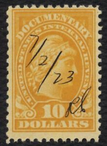 #R245 $10 Documentary: Liberty, Used [16] **ANY 5=FREE SHIPPING**