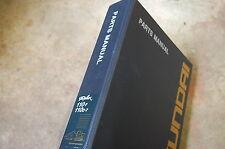HYUNDAI 110-7 110D-7 Wheel Excavator Parts Manual book catalog rolex spare list