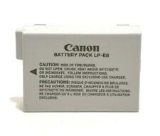 Canon LP-E8 Battery For Canon Rebel T3i T2i T4i T5i EOS 600D 550D 650D