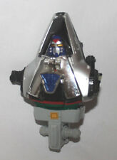 Bandai Power Rangers Time Force Die-Cast Zord Torso (Broken peg)