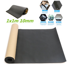 1X1m Car Firewall Sound Deadener Heat Shield Insulation Noise Deadening Material