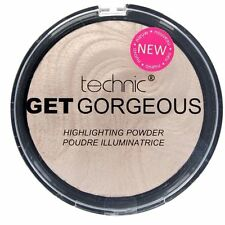 Technic Get Highlighting Powder Face Highlighter Contour Contouring 12g