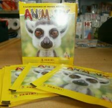 Panini Animals 2020 Stickers Collection: Choose Quantity 10, 25, 50 packs or Box