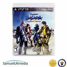 Sengoku Basara: Samurai Heroes (PS3) (North American Version)