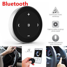 Car convenient bluetooth steering wheel mini controller hands-free remote contro