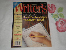 WRITER'S DIGEST may 1991 *SIGNED*
