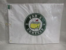 2014 Augusta National Masters Tournament Par 3 Three Contest Pin Flag