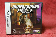 Underground Pool NDS